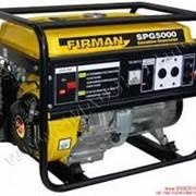 Бензогенераторы FIRMAN SPG5000 фото