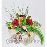 Сладкая композиция Чайная церемония фото