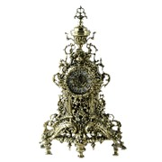 Часы Перфорадо, золото фото