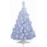 """Искусственная белая елка """"Белоснежка"""", 45 см, ПВХ (Kaemingk) фото"""