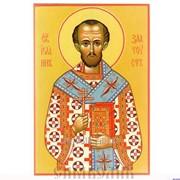 Икона Свт. Иоанн Златоуст фото
