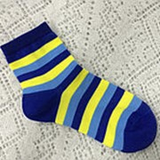 Носки детские Н618-11 синий фото