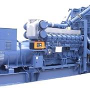 Дизельный генератор Mitsubishi MGS1500B фото