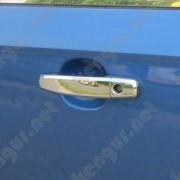 Хром Накладки на дверные ручки Chevrolet Aveo фото