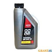 Масло минеральное AEG для 4-х тактных двигателей 1л фото