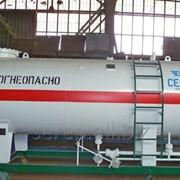 Резервуар для сжиженных углеводородных газов (СУГ) надземный М1-А71723-2 фото