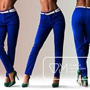 Женские брюки с поясом ( разные цвета).