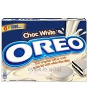 Печенье Oreo whait 246 гр. фото