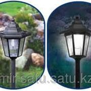Садовый фонарь на солнечной батарее Старт, арт.24743874 фото