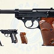 Пневм.пистолет WALTHER P38 (4,5мм) фото