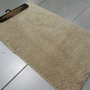 Набор ковриков для ванной комнаты и туалета Synergy Polyester 0,5X0,8, Код: Бежевый фото