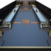 Печь туннельная TF18-3 фото