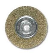 Щетка MATRIX плоская 100 мм латунь фото