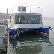Речное пассажирское судно фото