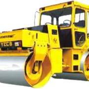 Каток «YZC 8», каток дорожный, новый дорожный каток, каток дорожный купить в Украине, дорожный каток цена. фото