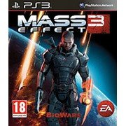 Игра для ps3 Mass Effect 3 фото