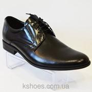 Кожаные мужские туфли Tapi 5290 фото