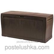 Ящик для хранения Comfy 270 л коричневый, Keter фото