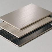 Мебельные детали: распил плитных мебельных материалов, оклейка фотография