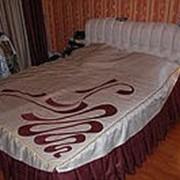 Пошив постельного белья, покрывал фото