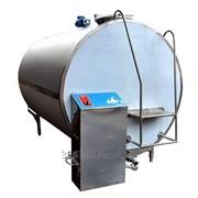 Охладитель молока закрытого типа ОМЗТ 1000 фото