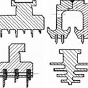 Узлы и детали проточной части турбин: Кольца уплотнительные фото
