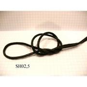 Шнур восченый диаметром 2,5мм 1 м, артикул SH02,5 фото
