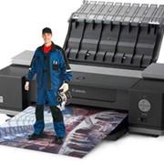 Техническое обслуживание принтера в Алматы фото