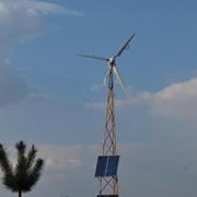 Ветроэлектрическая установка FLAMINGO AERO-4.4 (Фламинго Аэро) применяется в местах, где отсутствует сетевая энергия: туристические лагеря, фермерские хозяйства, дачные участки, питание автономных комплексов и как резервный источник электроэнергии фото