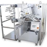 Автомат для завертки конфет типа вперекрутку фото