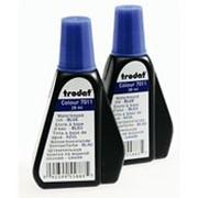 Штемпельная краска TRODAT, 28мл (упаковка 2 шт) фото