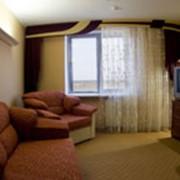 Гостиничный номер Люкс фото
