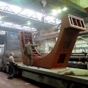 Изготовление нестандартного, крупногабаритного оборудование.. фото
