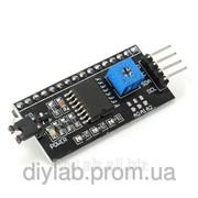 Перехідник для LCD HD44780 IIC I2C Arduino AVR PIC фото