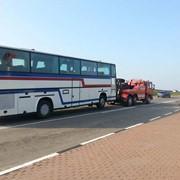 Эвакуация автобусов фото