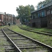 Техпаспорт подъездного ж.д. пути. Черкассы, Черкасская обл. фото
