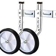 Дополнительные колеса с кронштейном для велосипеда 12-20 фото