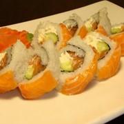 Доставка суши, рулеты фото