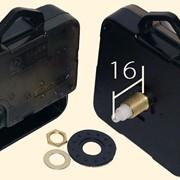 Часовые механизмы с подвесом кварцевые (плавный ход) фото