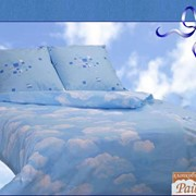 Комплект постельного белья Облака фото