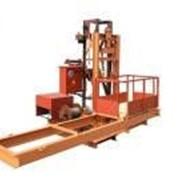 Подъемник грузовой строительный ПМГ1Б 7 м фото