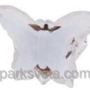Нічничок Lemanso метелик белый 3 LED / NL5 фото