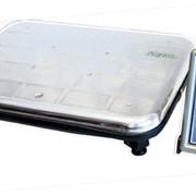 Весы электронные почтовые с увеличенной грузоприемной платформой фото