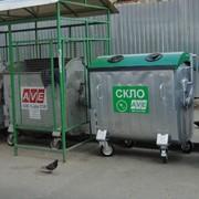 Уборка и вывоз мусора, бытовых отходов. фото