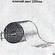 Профнастил плоский лист 1250мм, Пурал с 2-х сторон, 1250x0.45 мм фото