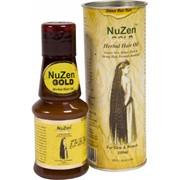 Лечебное масло для роста волос NuZen Gold фото