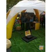 Arenda Monitor TV Sony 40 inch, 100 cm diagonala + suport metalic h-160cm фото