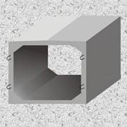 Звенья железобетонные прямоугольных труб фото