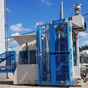 Мобильный вибропресс для больших изделий SUMAB F12 фото