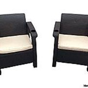 Два кресла Yalta Double фото